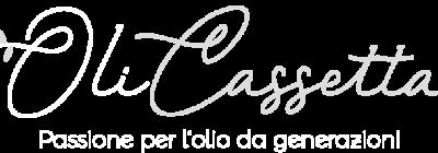 Logo Olicassetta Negativo
